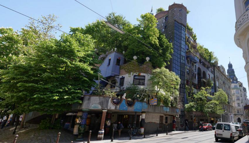 Hendriksen Hundertwasserhaus