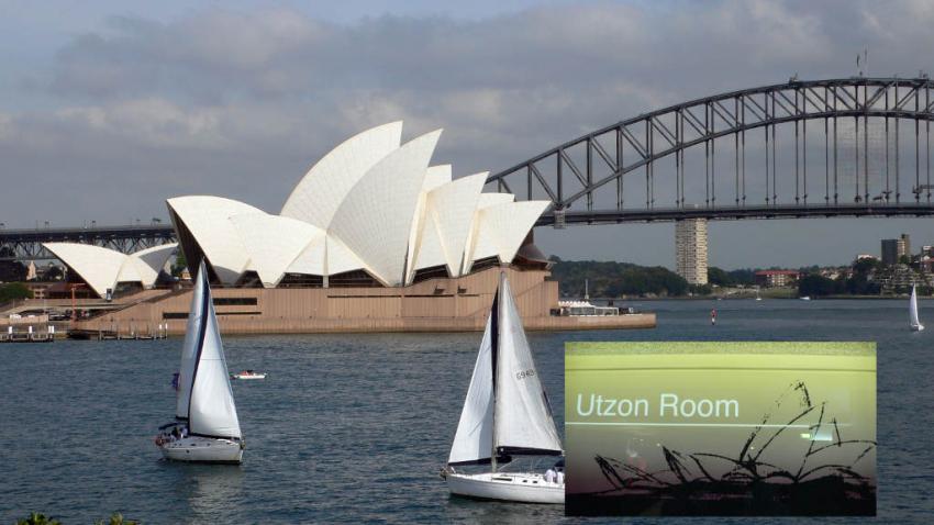 Hendriksen Sydney Opera House Utzon