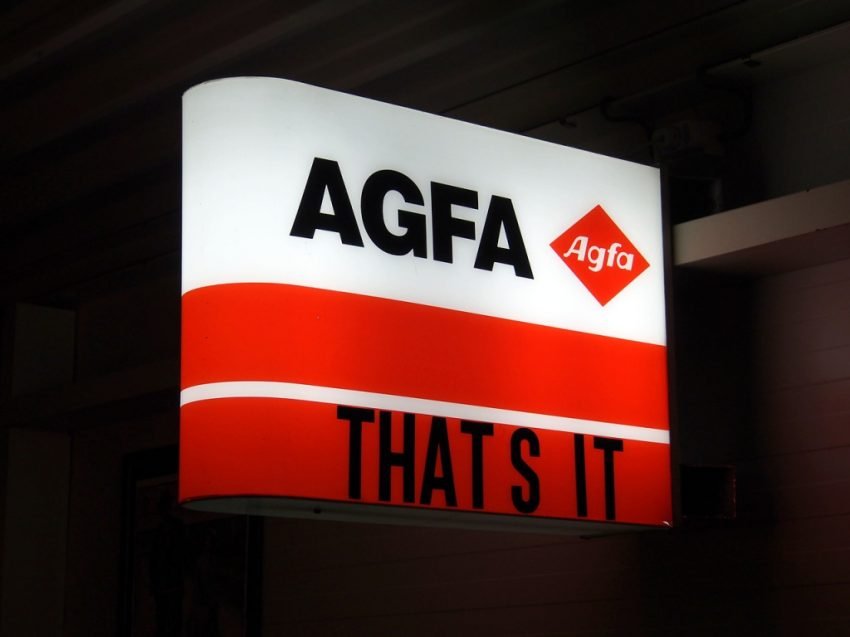 Reorganiserend Agfa Ziet Resultaten Afkalven Bitschips