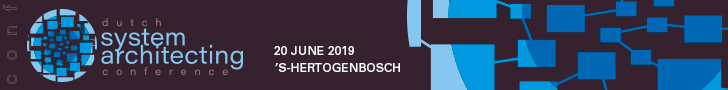 Dutch System Architecting Conference 20 June 2019