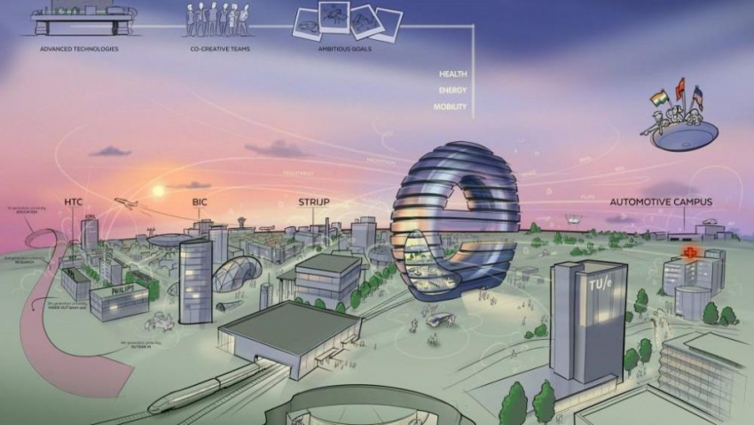 Eindhoven Engine visual_web