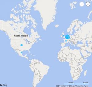 Vistor demographics Bits&Chips mediakit world
