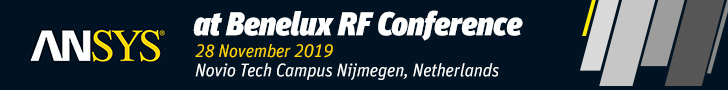 Ansys Benelux RF Conference