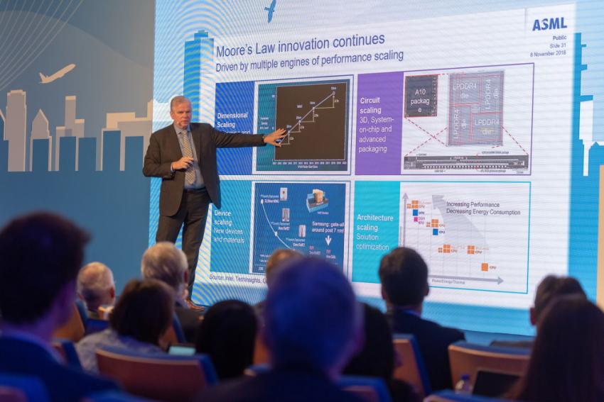 ASML Martin van den Brink Investor Day 2018