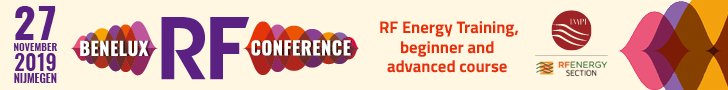 Benelux RF Conference training
