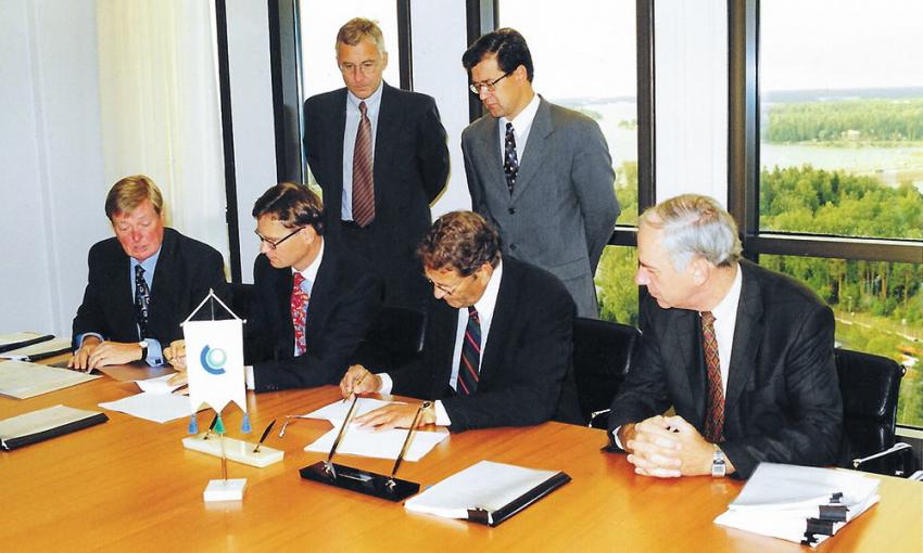 ASMI signing