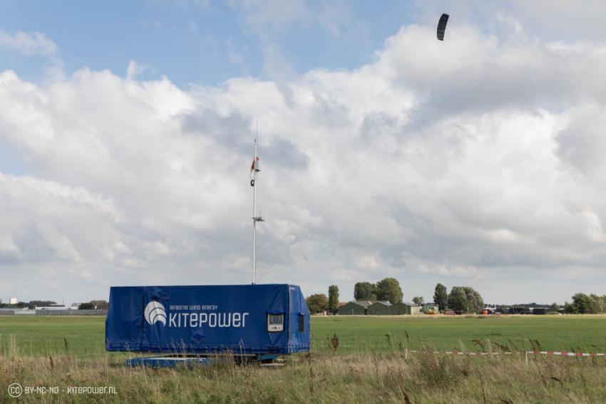 Kitepower operation