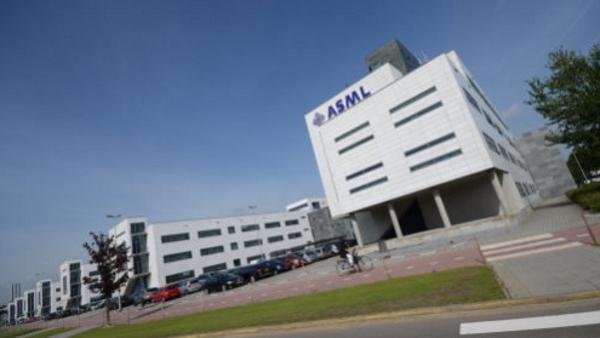 ASML building