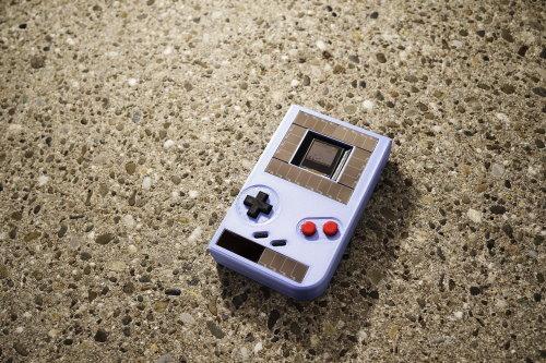 TU Delft Game Boy clone