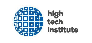 Logo high tech institute hti