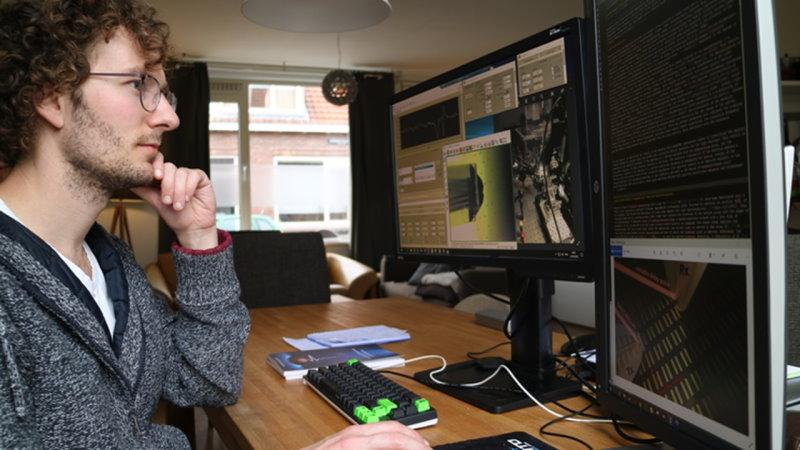 TUE remote setups Niels van Hoof