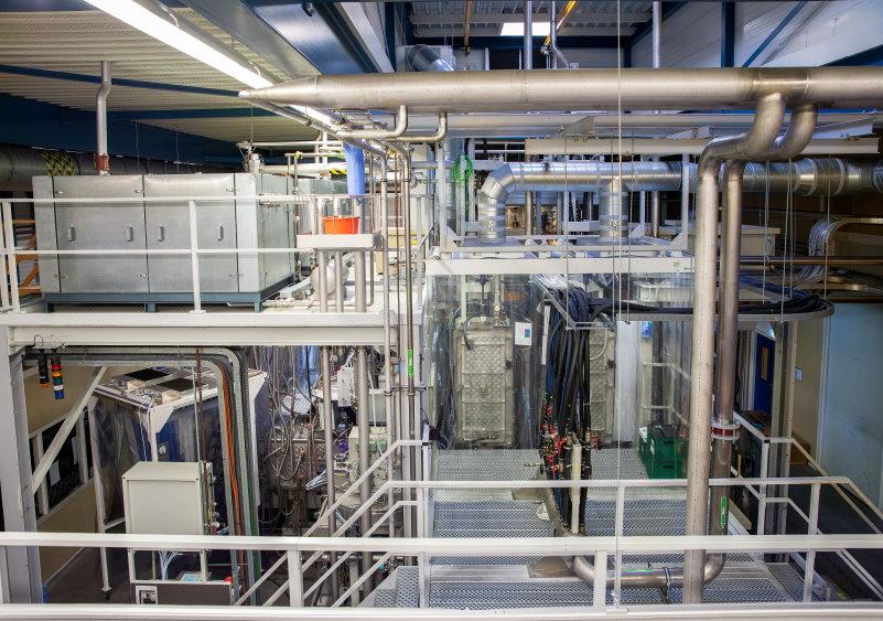 E magy production facility