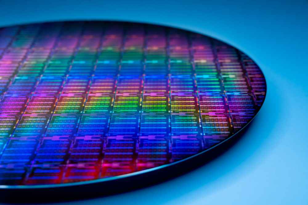 Intel Engineering the future wafer