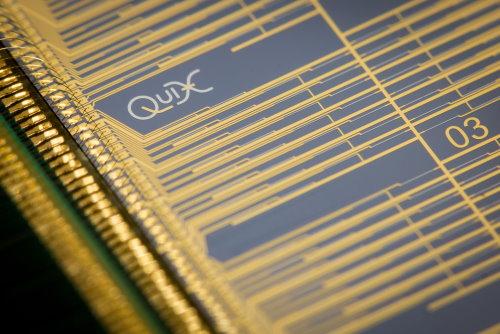 Quix quantum photonic processor