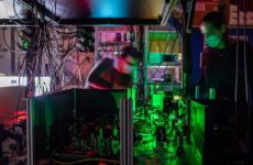 Qutech quantum network