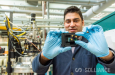Solliance solar cell