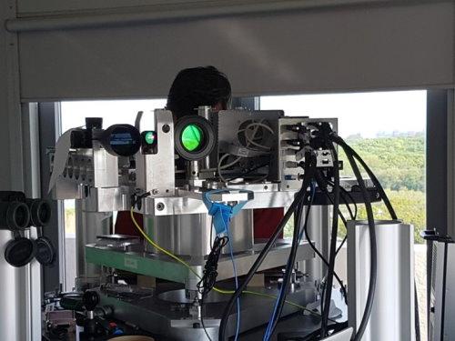 Aircision TNO FSO prototype terminal