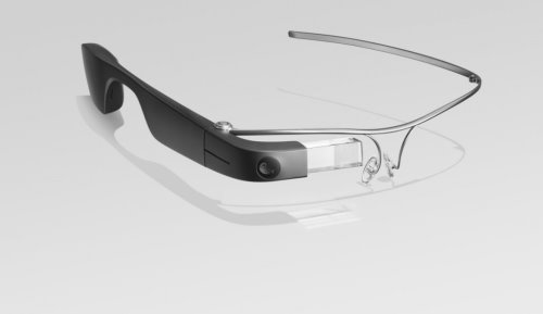 Envision embedded Google Glass