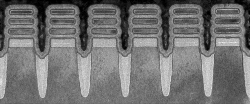 IBM nanosheet devices