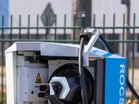 Rocsys robotic EV charging solution