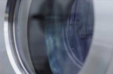 Aircision TNO laser eye close up