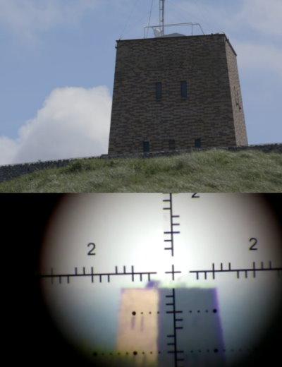 Aircision TNO tower