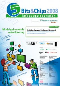 advertentie Bits&Chips embedded systemen 2013
