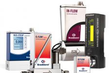 Bronkhorst mass flow controllers