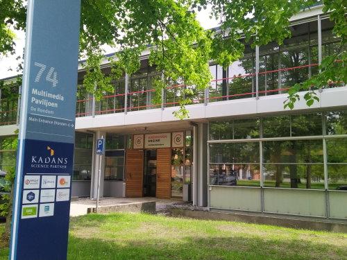 Eindhoven Engine TUE campus