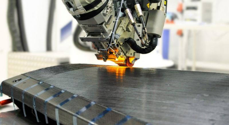 NLR composite manufacturing