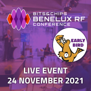 Benelux RF Conference ticket early-bird