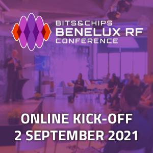 Benelux RF Conference ticket online kick-off