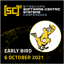 SC2 early-brid ticket Software-Centric Systems Conference