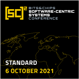 SC2 standard ticket Software-Centric Systems Conference