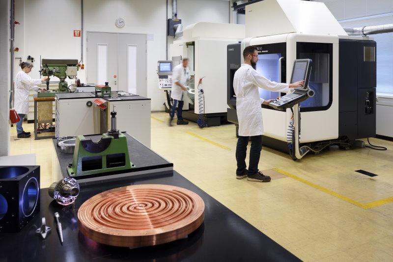 TUE Equipment Prototype Center BvOF