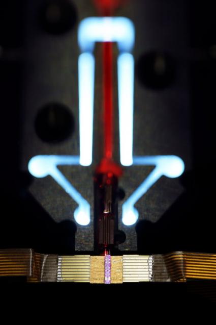 TUE optical chip BvOF