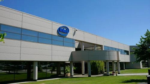 Intel office