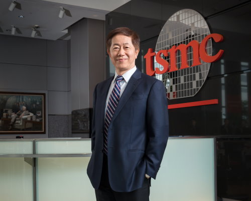 TSMC Mark Liu