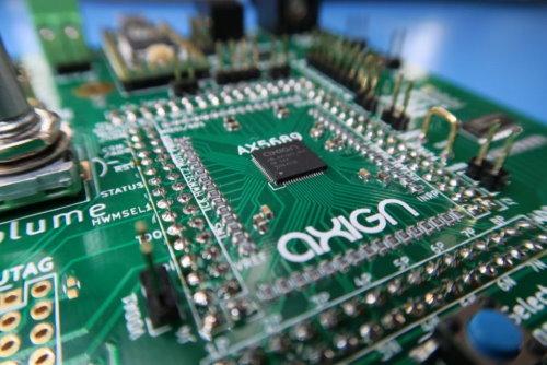 Axign audio chip
