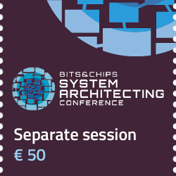 System Architecting Conference session ticket