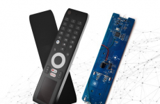 Telink Nowi energy harvesting TV RCU