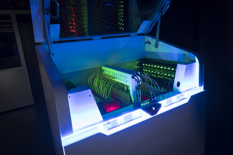 Asperitas module inside