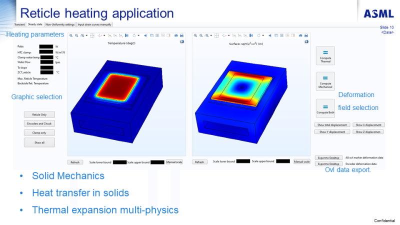 ASML Comsol slide 10