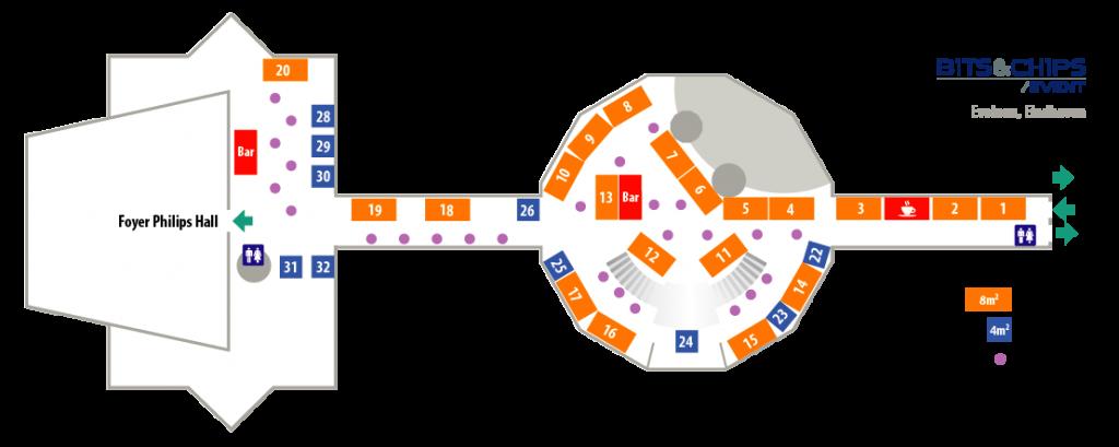 BC event plattegrond 2021