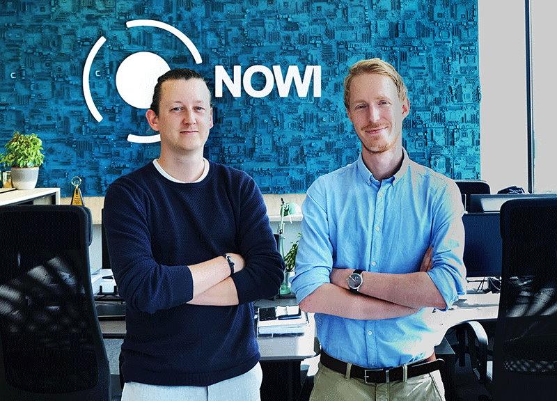 Nowi Omar Link Simon van der Jagt